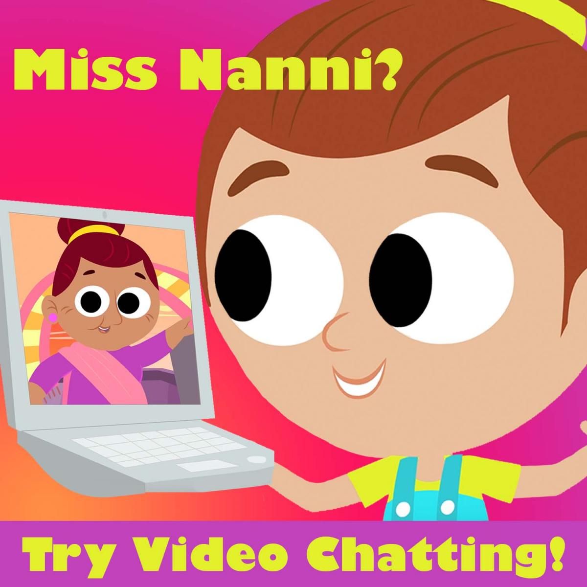 Try video chatting