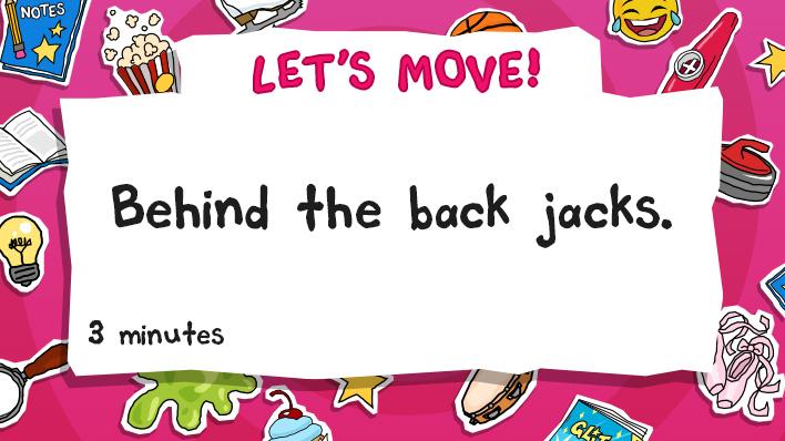 behind the back jacks