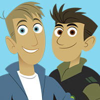 Wild Kratts - Gr 1-4 Science