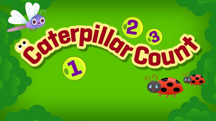Caterpillar Count   TVOKids.com